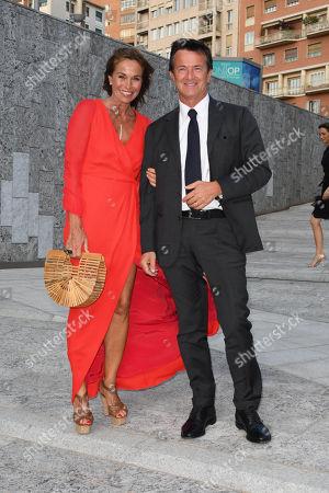 Cristina Parodi, Giorgio Gori
