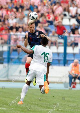 Editorial picture of Croatia vs Senegal, Osijek - 08 Jun 2018