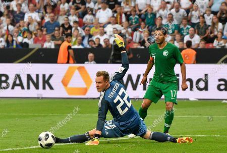 Editorial picture of Saudi Arabia Soccer, Leverkusen, Germany - 08 Jun 2018