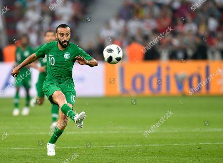 Editorial image of Saudi Arabia Soccer, Leverkusen, Germany - 08 Jun 2018