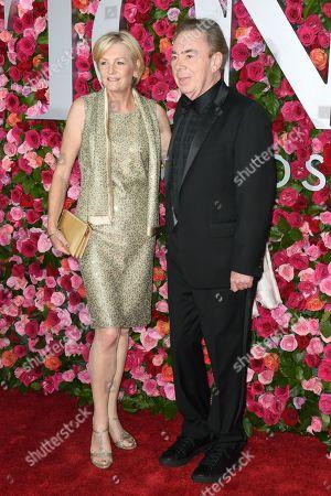 Madeleine Gurdon, Sir Andrew Lloyd Webber