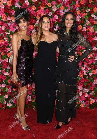 Stock Photo of Brooklyn Sudano, Mimi Sommer, Amanda Sudano