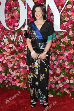Editorial photo of 72nd Annual Tony Awards, Arrivals, New York, USA - 10 Jun 2018