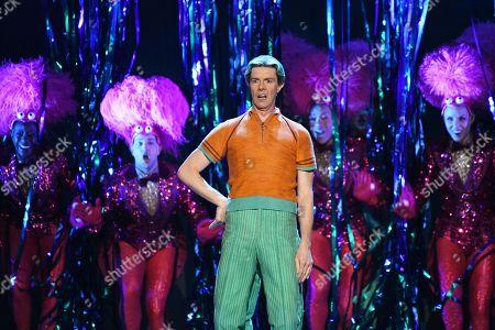 Gavin Lee from 'SpongeBob SquarePants: The Musical'