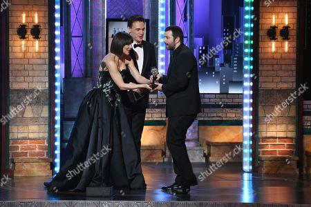 Editorial photo of 72nd Annual Tony Awards, Show, New York, USA - 10 Jun 2018