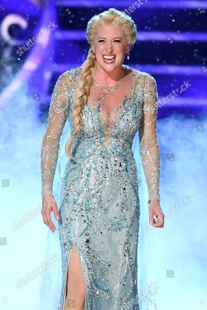 Caissie Levy from 'Frozen'
