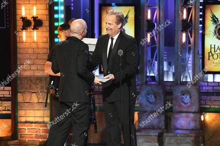 Jeff Daniels, John Tiffany