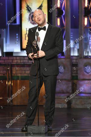 Editorial image of 72nd Annual Tony Awards, Show, New York, USA - 10 Jun 2018