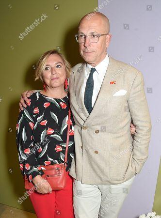 Jane Boardman and Dylan Jones