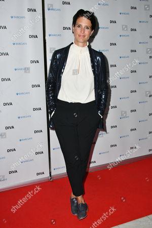 Editorial photo of DIVA Magazine Awards, London, UK - 08 Jun 2018
