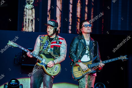 Stock Image of Synyster Gates