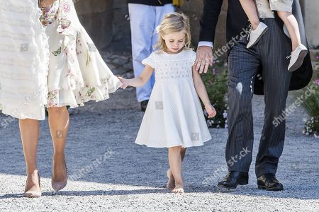 Stock Picture of Princess Leonore,