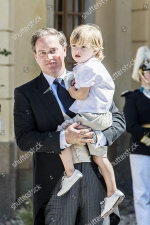 Chris O'Neill, Prince Nicolas