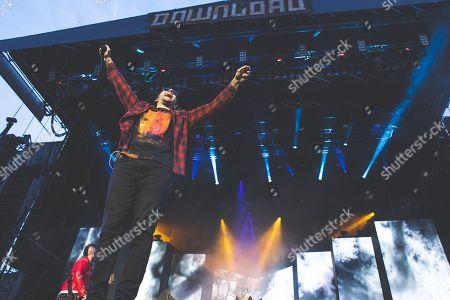 Avenged Sevenfold - M Shadows