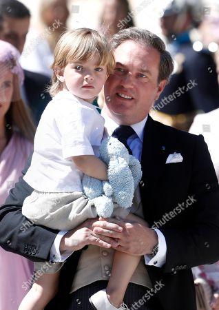 Chris O'Neill, Prince Nicolas,