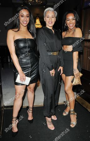Stooshe (Alexandra Buggs, Karis Anderson and Courtney Rumbold)