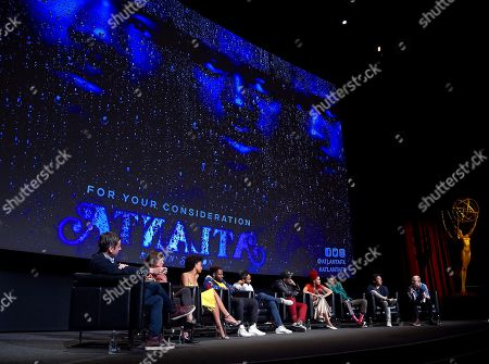 Editorial image of 'Atlanta' TV show FYC event, Panel, Los Angeles, USA - 08 Jun 2018