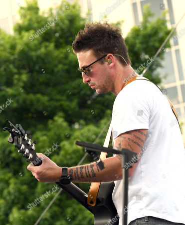 Eric Gunderson of Love and Theft