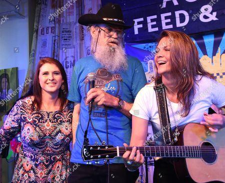 Editorial picture of CMA Music Festival, Nashville, USA - 08 Jun 2018