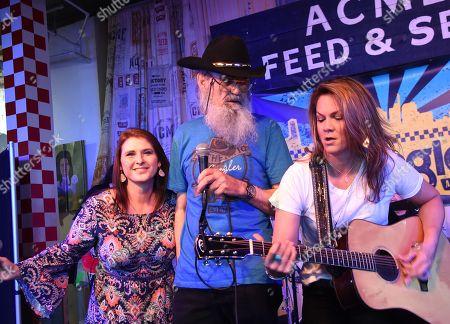 Editorial photo of CMA Music Festival, Nashville, USA - 08 Jun 2018
