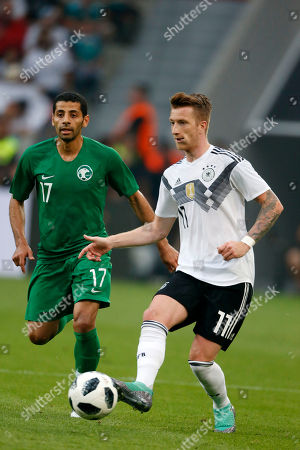 Editorial image of Germany v Saudi Arabia, International Friendly football match, Leverkusen, Germany - 08 Jun 2018