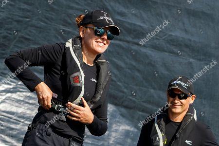 Editorial picture of 80th 'Bol d'Or' sailing race on Lake Geneva, Switzerland - 09 Jun 2018