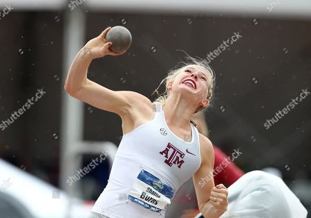 Editorial picture of NCAA Track & Field Championships Day Four:, Eugene, USA - 08 Jun 2018