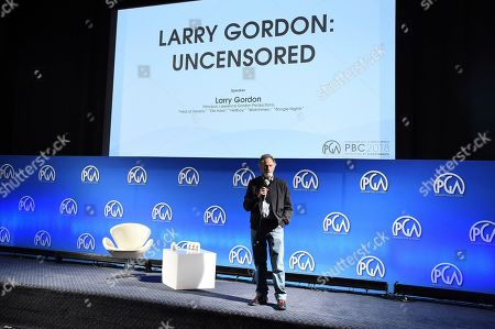 Lawrence Gordon attends the first day of the 10th Annual Produced By Conference at Paramount Studios, in Los Angeles