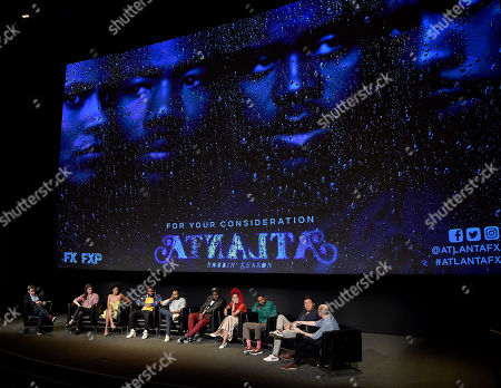 Editorial picture of 'Atlanta Robbin' FYC Event, Los Angeles, USA - 08 Jun 2018