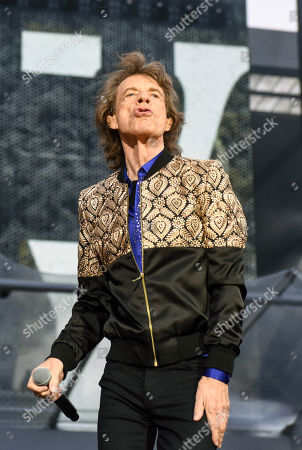 The Rolling Stones - Mick Jagger