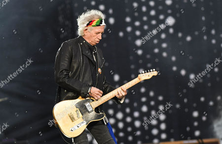 The Rolling Stones - Keith Richards