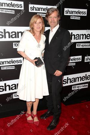Editorial image of 'Shameless' TV Show, 100th episode red carpet celebration, Arrivals, Los Angeles, USA - 09 Jun 2018