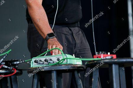 Reggie Watts - Fashion Detail - Apple Watch
