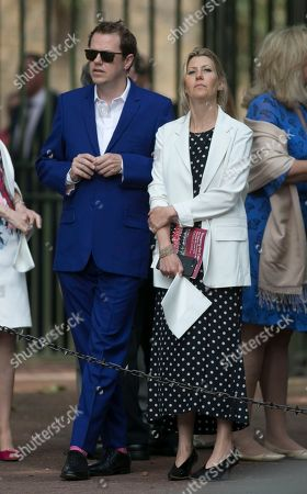 Tom Parker Bowles and Wife Sara Parker Bowles