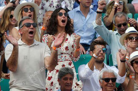 Rafael Nadal Announces Engagement Longterm Girlfriend Maria Stock Photos Exclusive Shutterstock
