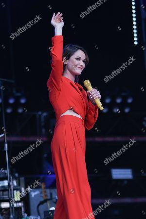 Editorial photo of CMA Music Festival, Day 3, Nashville, USA - 09 Jun 2018