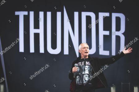 Stock Photo of Thunder - Danny Bowes