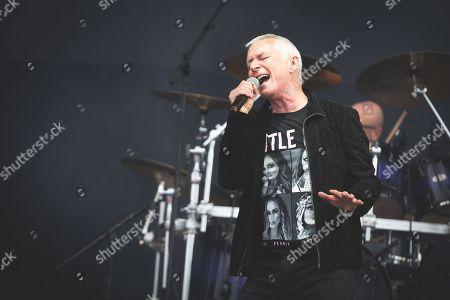 Editorial photo of Download Festival, Day 2, Donington Park, Castle Donington, UK - 09 Jun 2018