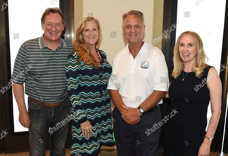 Gary Lucchesi, Lori McCreary, Vance Van Petten, Susan Sprung. Gary Lucchesi, Lori McCreary, Vance Van Petten and Susan Sprung attend the second day of the 10th Annual Produced By Conference at Paramount Pictures on in Los Angeles