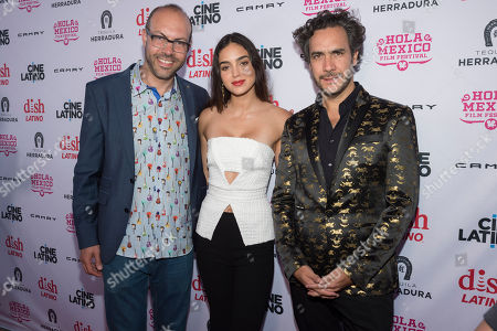 Editorial image of Hola Mexico Film Festival, Closing Night, Los Angeles, USA - 10 Jun 2018