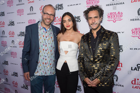 Editorial picture of Hola Mexico Film Festival, Closing Night, Los Angeles, USA - 10 Jun 2018
