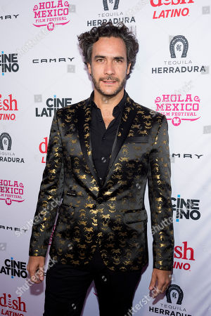 Editorial photo of Hola Mexico Film Festival, Closing Night, Los Angeles, USA - 10 Jun 2018
