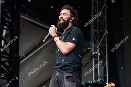 Mikky Ekko performs at the Bonnaroo Music and Arts Festival, in Manchester, Tenn