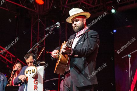 Stock Picture of Joshua Hedley performs during the Grand Ole Opry at the Bonnaroo Music and Arts Festival, in Manchester, Tenn