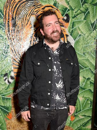 Stock Photo of Joe Goddard
