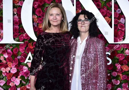 Editorial photo of The 72nd Annual Tony Awards - Arrivals, New York, USA - 10 Jun 2018