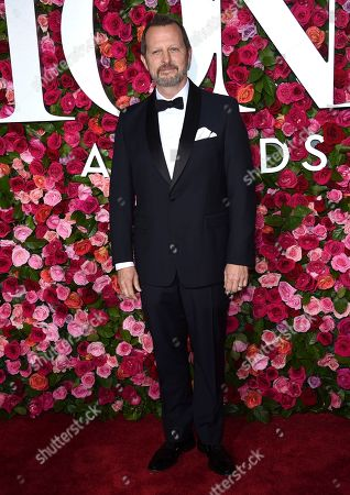 Editorial image of The 72nd Annual Tony Awards - Arrivals, New York, USA - 10 Jun 2018