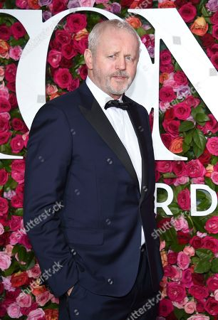 David Morse arrives at the 72nd annual Tony Awards at Radio City Music Hall, in New York