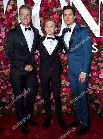 Editorial picture of The 72nd Annual Tony Awards - Arrivals, New York, USA - 10 Jun 2018