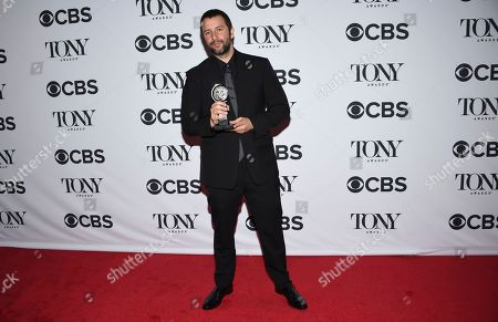 Editorial picture of The 72nd Annual Tony Awards - Press Room, New York, USA - 10 Jun 2018